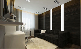 Квартиры студии: проект перепланировки - Дизайн интерьера